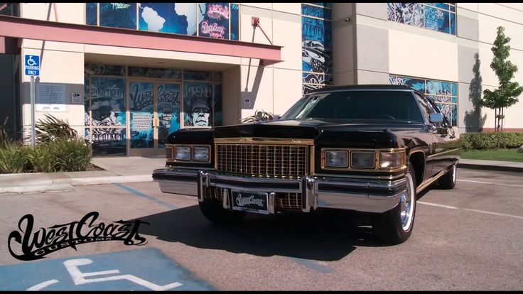 West Coast Customs 201 Kid Rock's Cadillac 2