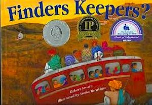My absolute favorite multicultural children's book is: Finders Keepers? A True Story in India. Every library should have this gem!