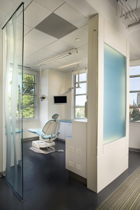 Arlington Center for Dentistry | design by OTJ Architects