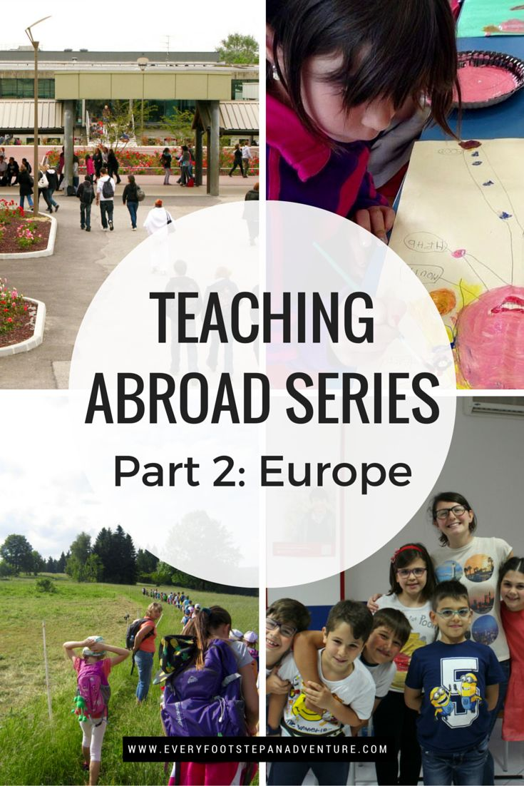 Want to teach English abroad? Find out why these four people loved their experiences teaching English in Europe — stories from Italy, Prague, Spain, and France!