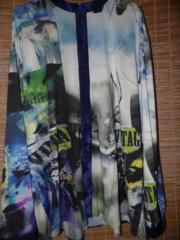 Chemise homme XXL sur mesure, viscose et élasthane, grand confort, pas de repassage : Chemises par annbcreation