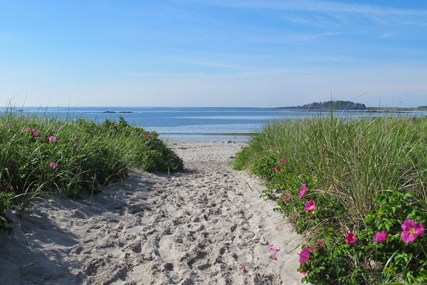 Crescent Beach | Consider the [Maine] Lobster | FATHOM Maine Travel Guides and Travel Blog