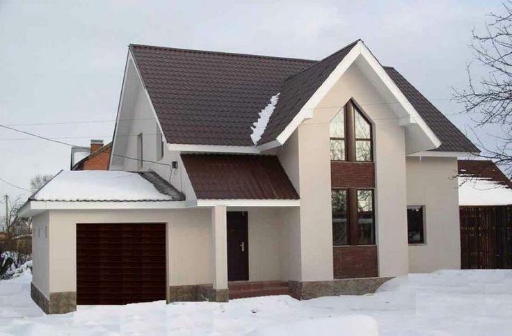 Кирпичные дома. Проекты домов из кирпича Чебоксары.