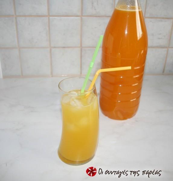 Orange juice#cooklikegreeks