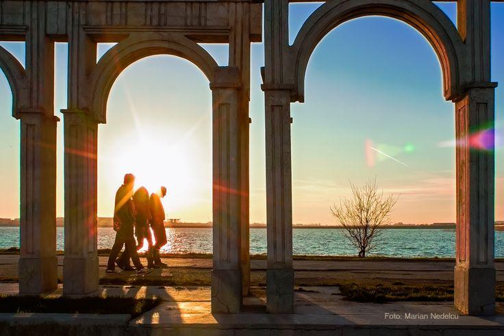 Plimbare pe Lacul Morii © Marian Nedelcu