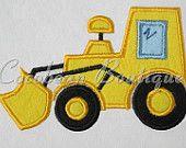 Applique tractor designs - Google Search