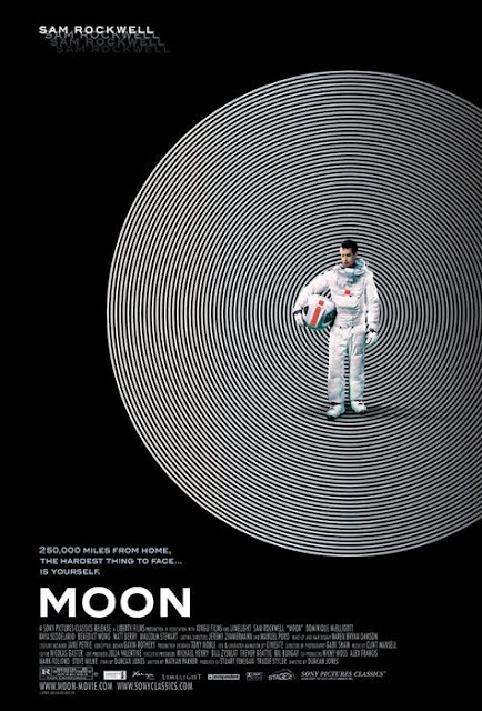 Moon. Directed by Duncan Jones. #film movie #cinema #posters