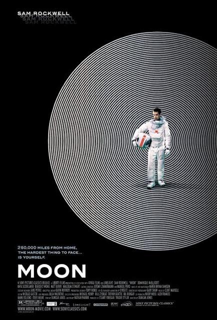 Moon. Directed by Duncan Jones. #film movie #cinema #posters