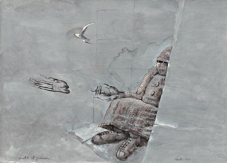 1975.63.07 Sergio Vacchi, Perchè il pianeta