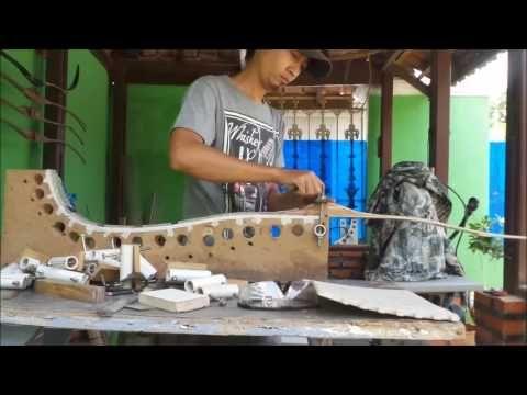 Recurve Bow Making ( Andriano's Custom Bows )