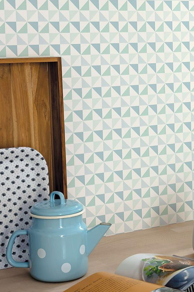 Shapes By Caselio Mint 100117061 In 2019 Trends Geometric