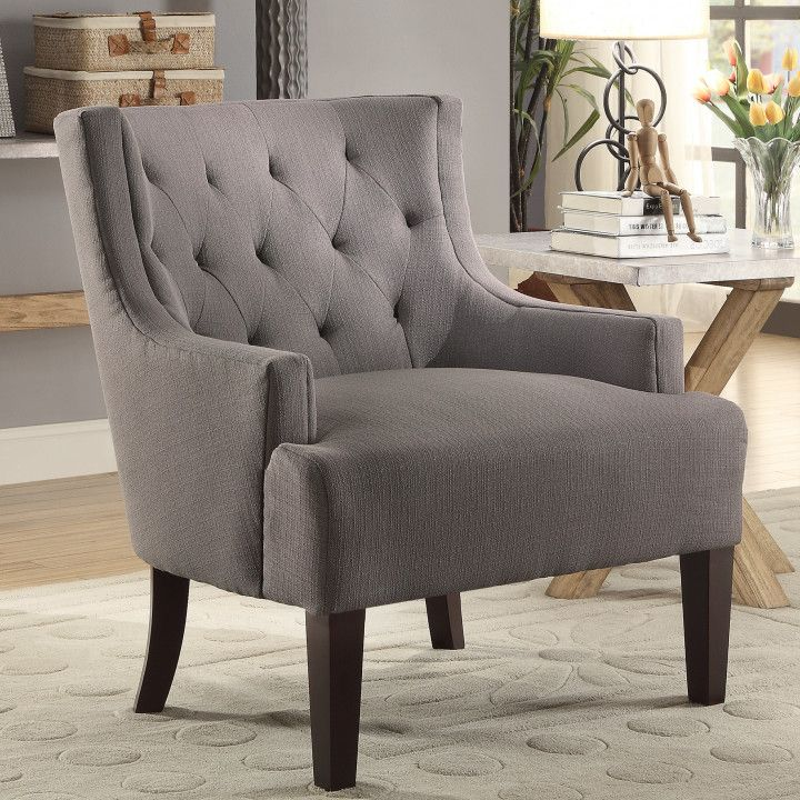Contemporary Upholstered Accent Chairs Best Office Furniture