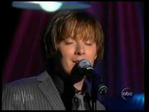 Clay has the most beautiful voice!   This is one of my favorites.   Just trying to make everyone in the world a fan...one person at a time...Hope you like it!