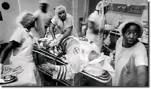Rescuing a KKK member