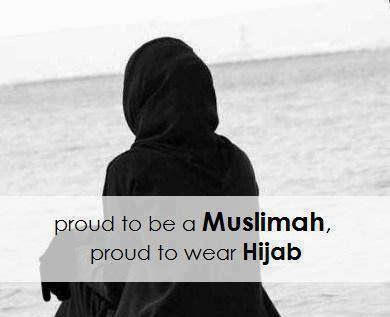 BE PROUD...QUEENS OF ISLAM