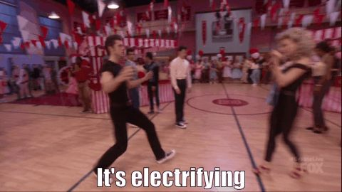 Get ready for us to tell you about it, stud. Grease Live is finally here, and we can officially ...