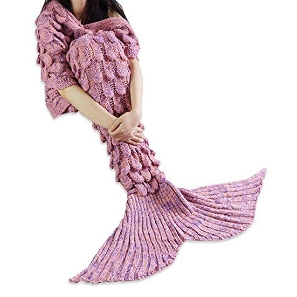 Meerjungfrauen-Decke, von Tiaobug