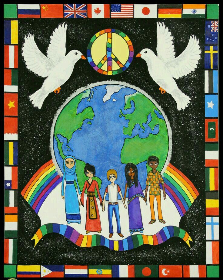 провел мир во всем мире картинка чем