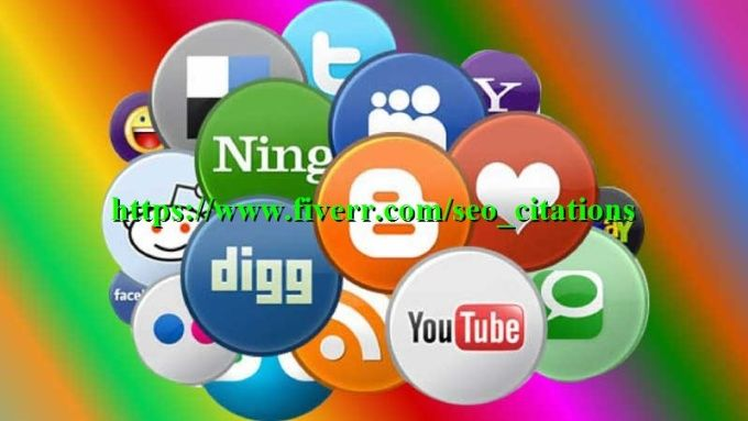 create 25 backlinks Manually From Social Bookmarking by seo_citations