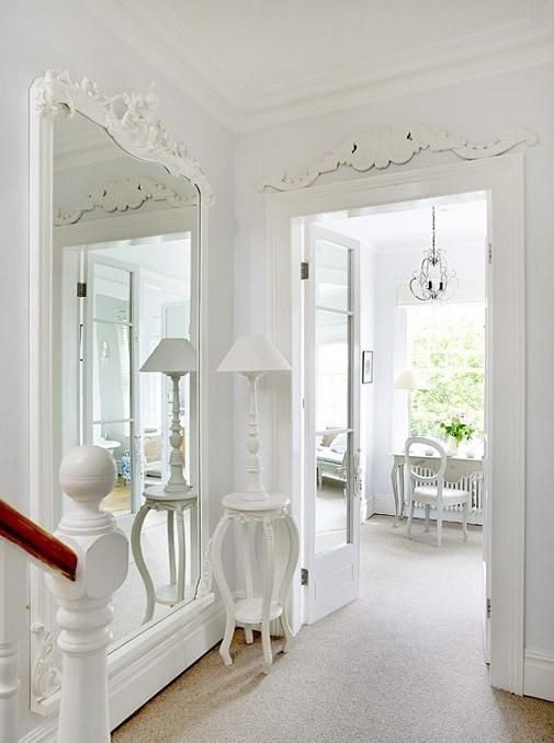 39 Best Over Door Pediments Images On Pinterest All White Cottage