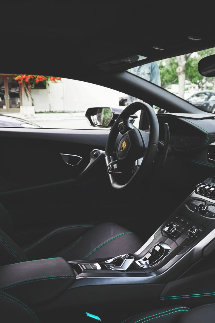 New age living — envyavenue:   Huracan Cockpit   Instagram