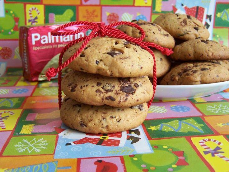 Chrumkavé čokoládové sušienky