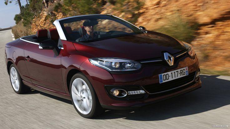 Renault Megane Cabriolet-Coupe