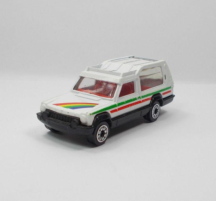 Corgi - Matra Rancho - Die-cast Model Toy Car (1)