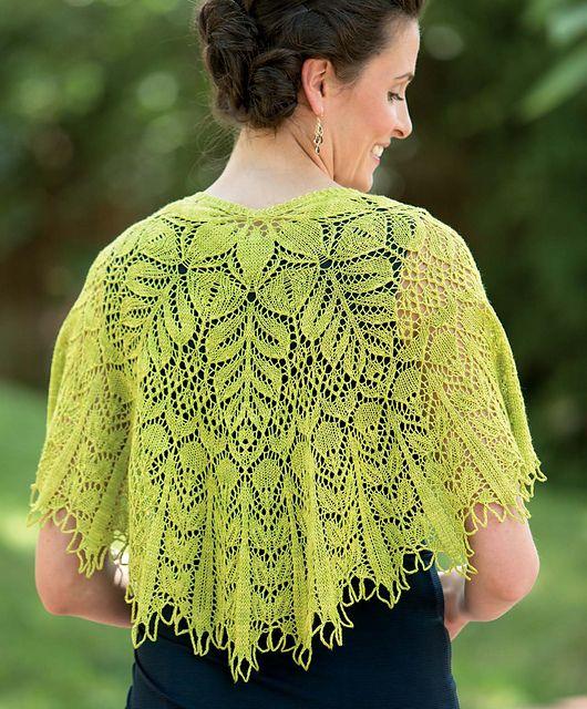 Ravelry: Kodama pattern by Andrea Jurgrau