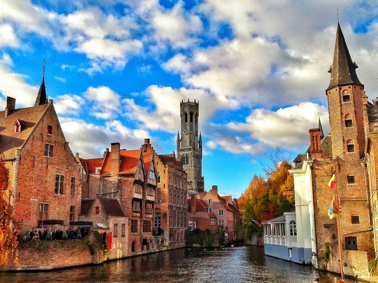 Bruges, Belgium | Romantic, Unique & Adventurous Honeymoon Destination Every Newlyweds Will Love!