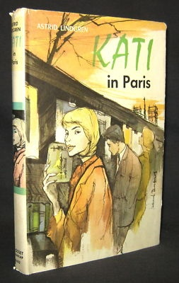 Kati  in Paris   by Astrid Lindgren...maybe i should read it