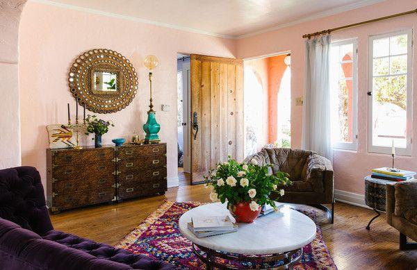 Family Living - Home Tour: Christina Karras's Free-Spirited California Home - Photos