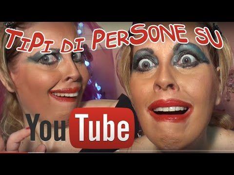 TIPI DI PERSONE SU YOUTUBE | ft RobertaLoveBeauty