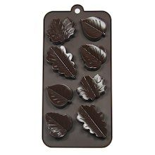 Leaves Silicone Chocolate Mold By Celebrate It®