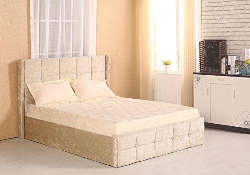 MODERNIQUE® Crush Velvet upholstered Diamante Double Bed ... https://www.amazon.co.uk/dp/B06XF9NXYR/ref=cm_sw_r_pi_dp_x_04xXyb49VG0VP