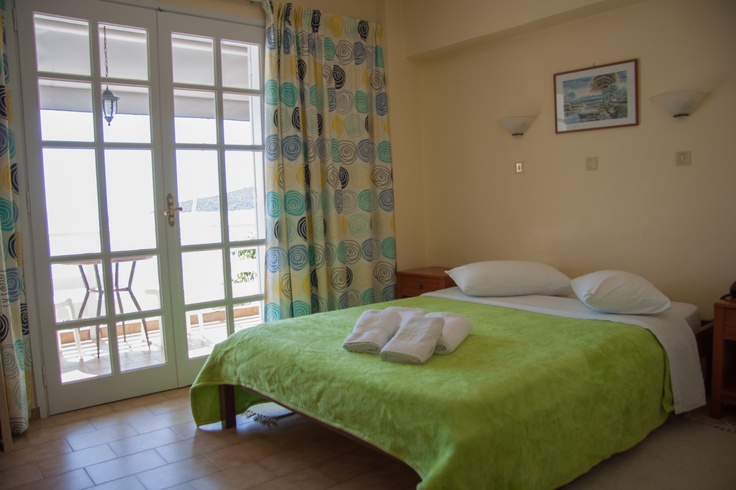 Double rooms at Nelly's Hotel Tolo