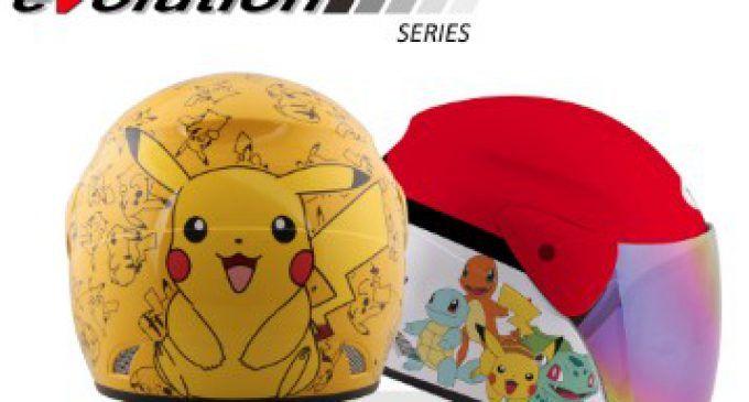 Helm GM Tawarkan Karakter Pokemon Bagi Pecinta Gamers