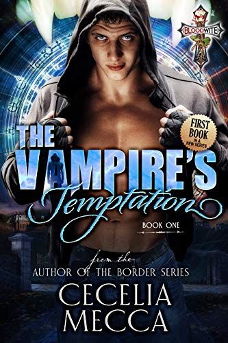 Cyndi recommends The Vampire's Temptation (Bloodwite Book 1) | my