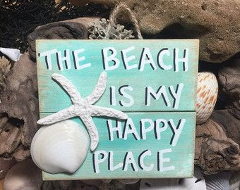Pallet Wall Art Pallet Art Pallet Sign by BeachSignsandDesigns