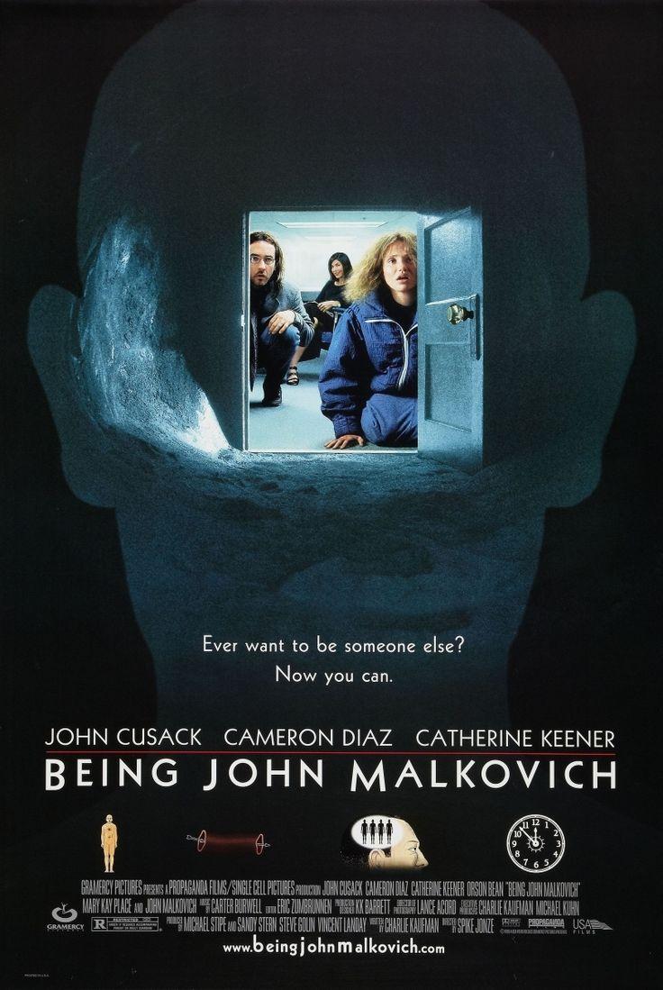 Постер к фильму «Being John Malkovich / Быть Джоном Малковичем (1999)» смотреть онлайн