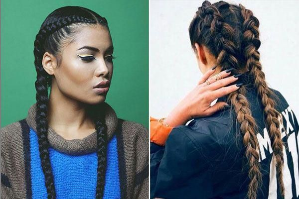 Boxer Braid Hairstyle #coolafricanhairstyles