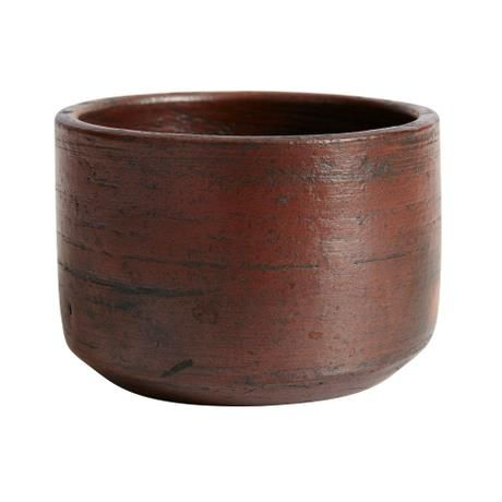 Bowl Dip it Terracotta brown