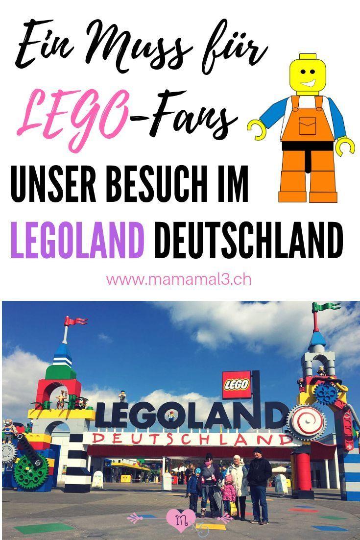 Unser Besuch Im Legoland Deutschland Legoland Deutschland Legoland Und Reisen Mit Kindern