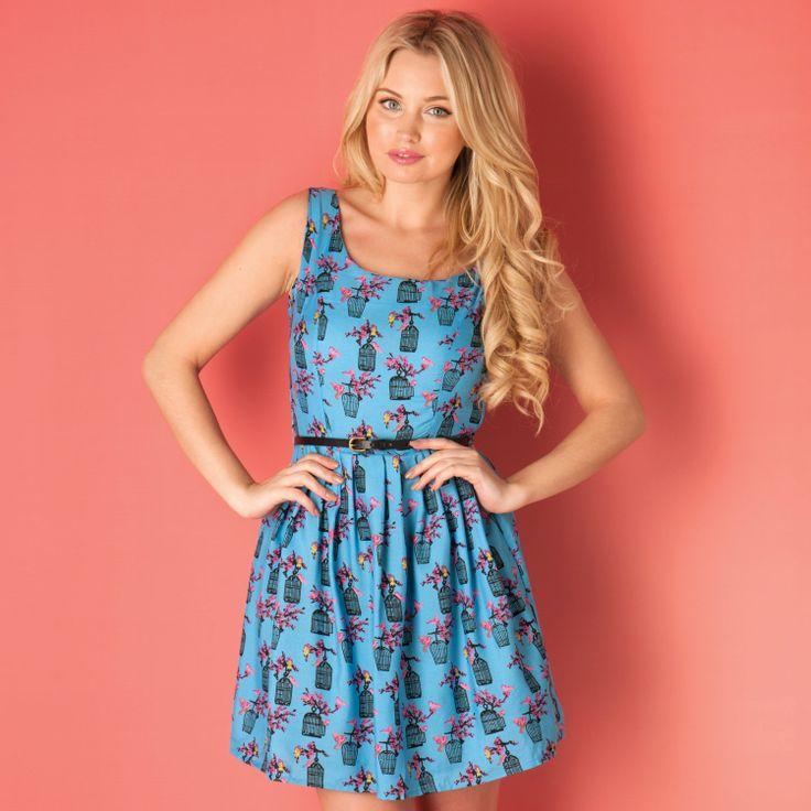 Yumi Womens Print Dress |discount yumi | Get the Label