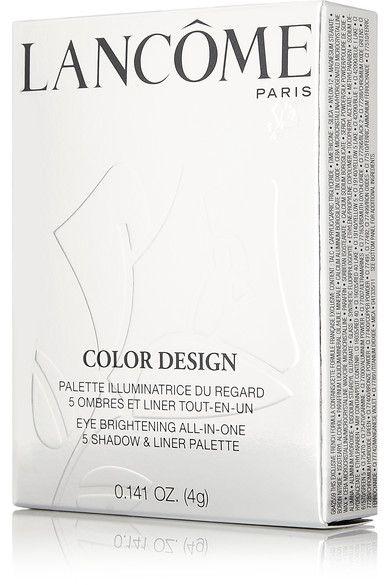 Lancôme - Color Design Palette - Olive Soleil 603 - Sage green - one size