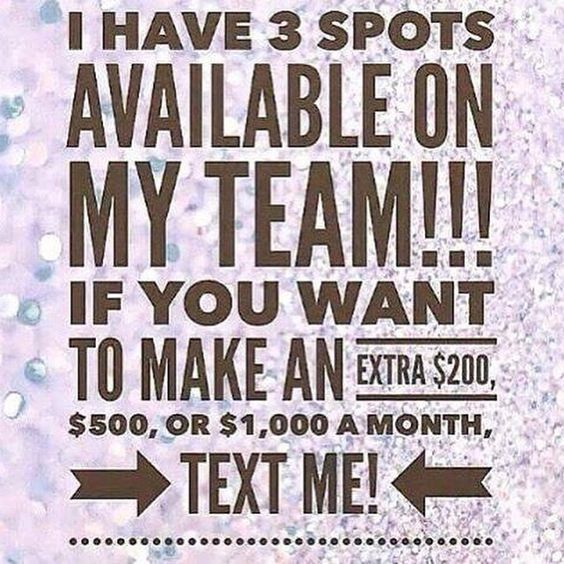 click and follow the link and sign up today. Or you can message me for more details