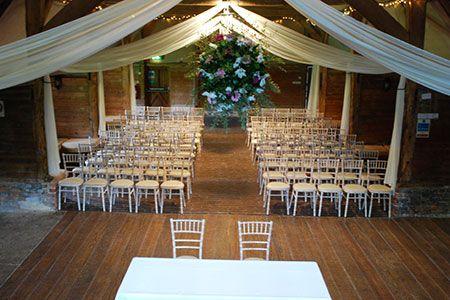 Lains Barn weddings wantage oxfordshire