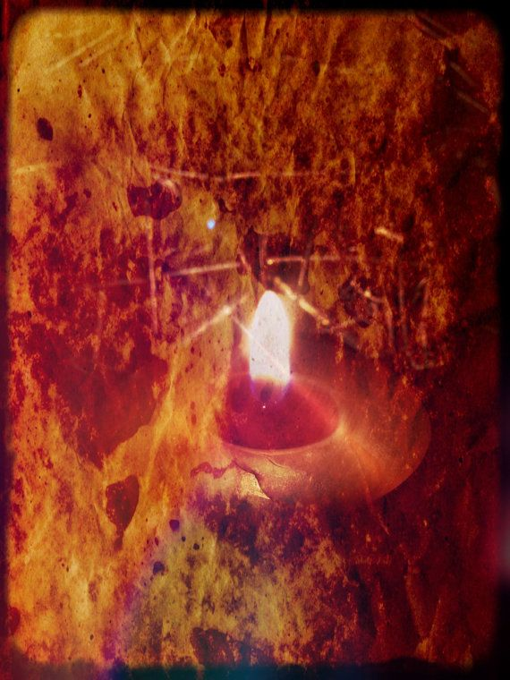 BURN CANDLE LOVE digital art instant download perfect by ZAPPERART, $5.00