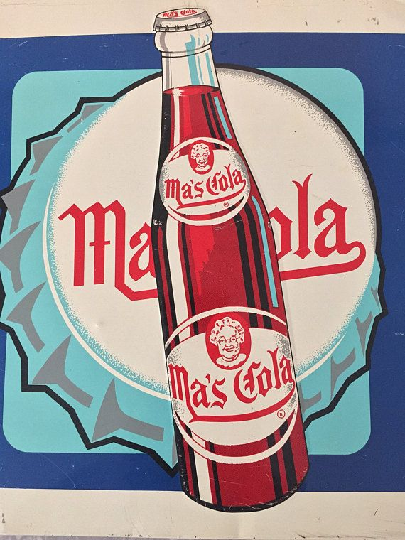 Ma S Cola Sign Embossed Soda Bottle Cap Scranton