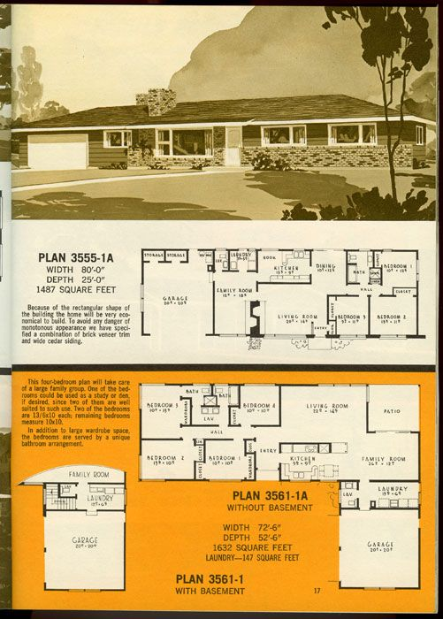 Portland OR Home Building Plan Service 1970